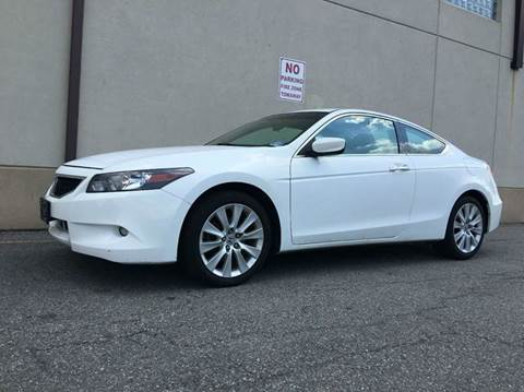 2009 Honda Accord for sale at International Auto Sales in Hasbrouck Heights NJ