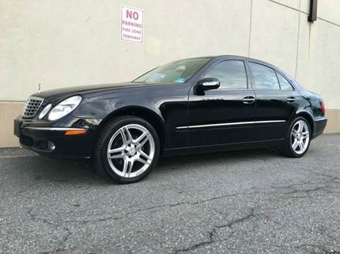 2006 Mercedes-Benz E-Class for sale at International Auto Sales in Hasbrouck Heights NJ