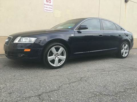 2008 Audi A6 for sale at International Auto Sales in Hasbrouck Heights NJ