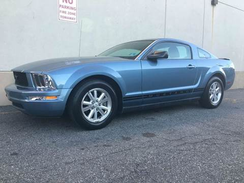2007 Ford Mustang for sale at International Auto Sales in Hasbrouck Heights NJ