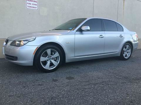 2008 BMW 5 Series for sale at International Auto Sales in Hasbrouck Heights NJ