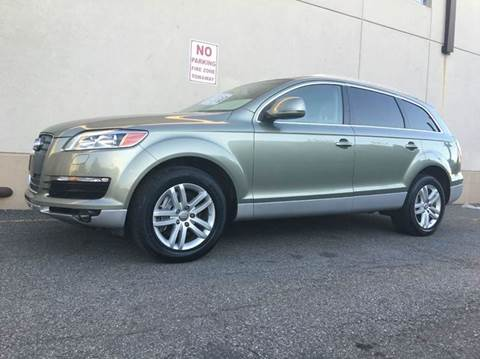 2007 Audi Q7 for sale at International Auto Sales in Hasbrouck Heights NJ