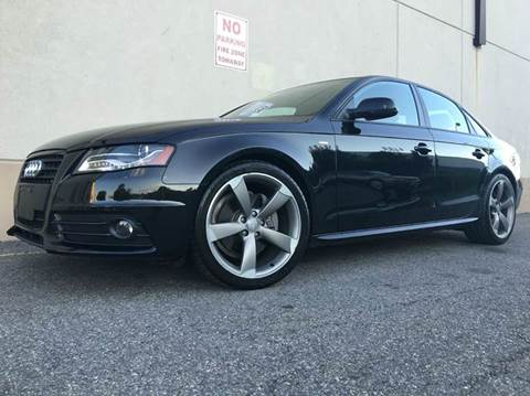2012 Audi A4 for sale at International Auto Sales in Hasbrouck Heights NJ