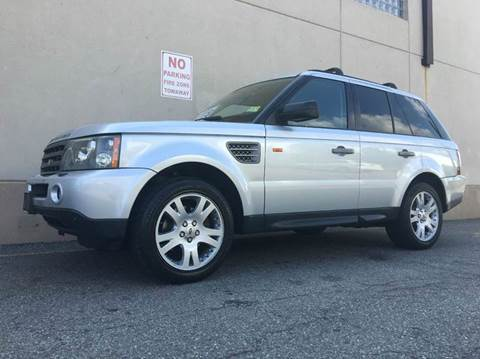 2006 Land Rover Range Rover Sport for sale at International Auto Sales in Hasbrouck Heights NJ