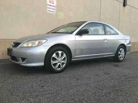2004 Honda Civic for sale at International Auto Sales in Hasbrouck Heights NJ