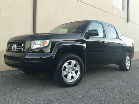 2008 Honda Ridgeline for sale at International Auto Sales in Hasbrouck Heights NJ