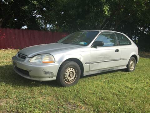 1996 Honda Civic for sale at International Auto Sales in Hasbrouck Heights NJ