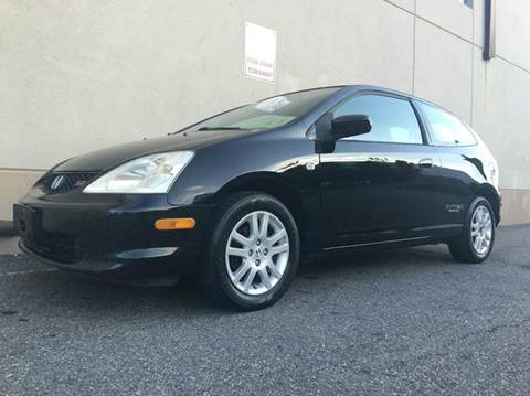 2002 Honda Civic for sale at International Auto Sales in Hasbrouck Heights NJ