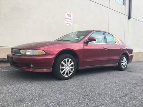 2001 Mitsubishi Galant for sale at International Auto Sales in Hasbrouck Heights NJ