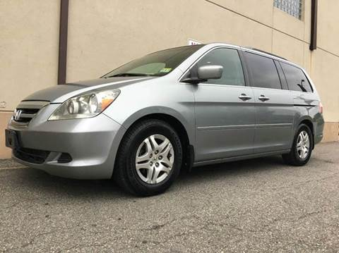 2007 Honda Odyssey for sale at International Auto Sales in Hasbrouck Heights NJ