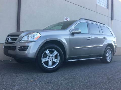 2007 Mercedes-Benz GL-Class for sale at International Auto Sales in Hasbrouck Heights NJ