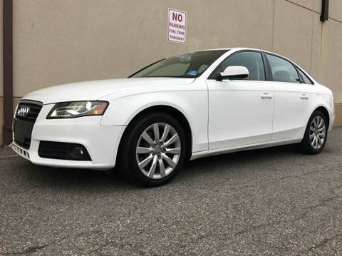 2011 Audi A4 for sale at International Auto Sales in Hasbrouck Heights NJ