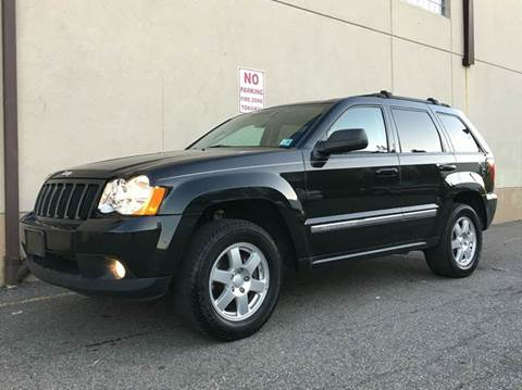 2010 Jeep Grand Cherokee for sale at International Auto Sales in Hasbrouck Heights NJ