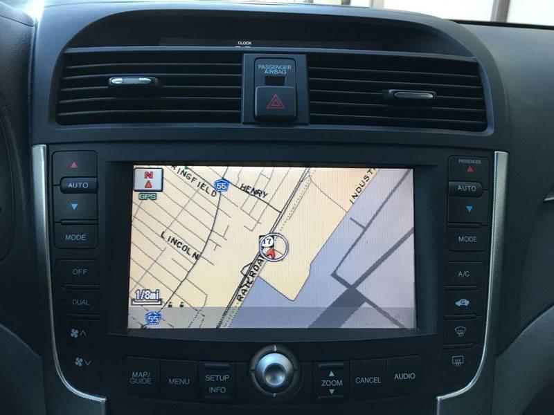 Acura Tl Dr Sedan WNavi In Hasbrouck Heights NJ - 2005 acura tl navigation update