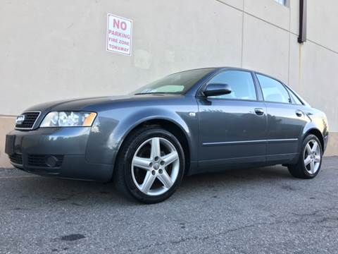 2004 Audi A4 for sale at International Auto Sales in Hasbrouck Heights NJ