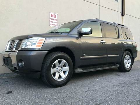 2006 Nissan Armada for sale at International Auto Sales in Hasbrouck Heights NJ