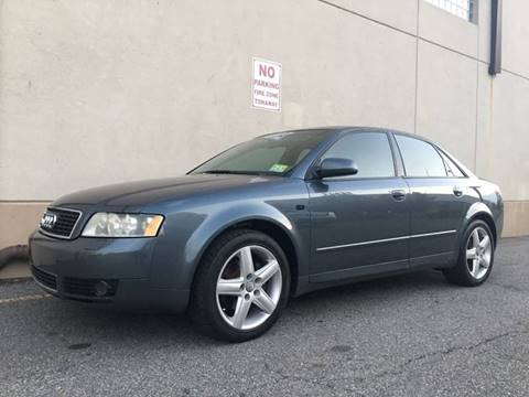 2003 Audi A4 for sale at International Auto Sales in Hasbrouck Heights NJ