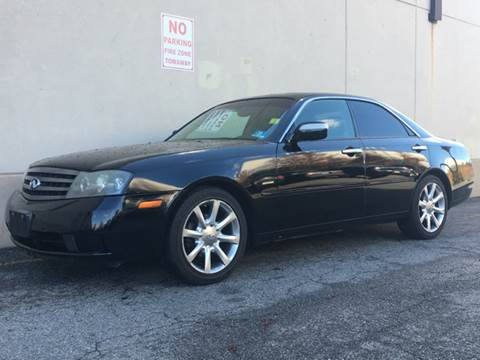 2003 Infiniti M45 for sale at International Auto Sales in Hasbrouck Heights NJ