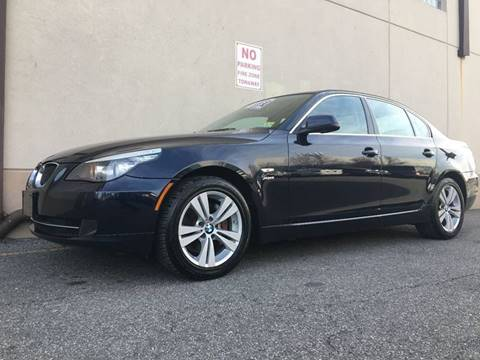 2010 BMW 5 Series for sale at International Auto Sales in Hasbrouck Heights NJ