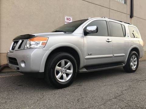 2008 Nissan Armada for sale at International Auto Sales in Hasbrouck Heights NJ