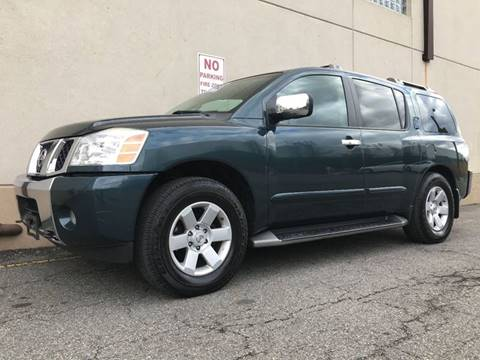 2004 Nissan Armada for sale at International Auto Sales in Hasbrouck Heights NJ