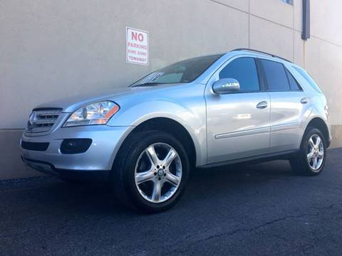 2008 Mercedes-Benz M-Class for sale at International Auto Sales in Hasbrouck Heights NJ