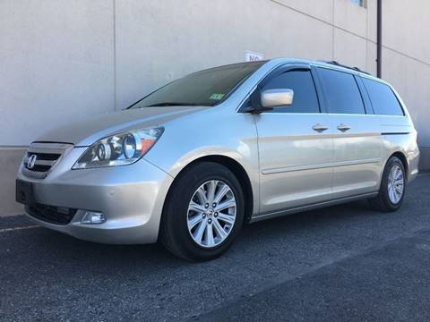 2006 Honda Odyssey for sale at International Auto Sales in Hasbrouck Heights NJ