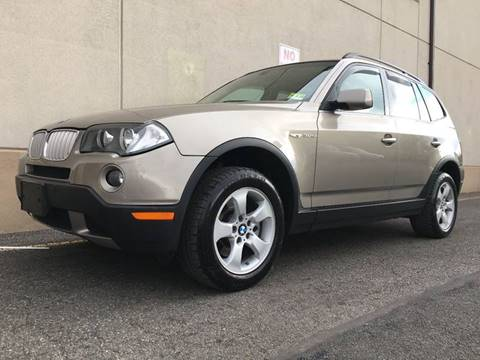 2008 BMW X3 for sale at International Auto Sales in Hasbrouck Heights NJ
