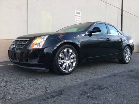 2009 Cadillac CTS for sale at International Auto Sales in Hasbrouck Heights NJ