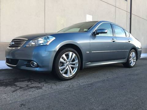 2009 Infiniti M35 for sale at International Auto Sales in Hasbrouck Heights NJ