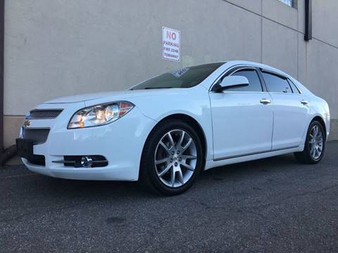 2012 Chevrolet Malibu for sale at International Auto Sales in Hasbrouck Heights NJ