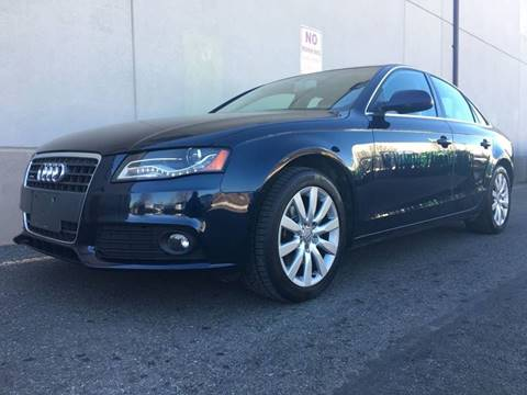 2010 Audi A4 for sale at International Auto Sales in Hasbrouck Heights NJ