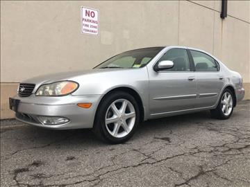 2003 Infiniti I35 for sale at International Auto Sales in Hasbrouck Heights NJ