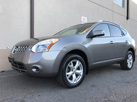 2008 Nissan Rogue for sale in Hasbrouck Heights, NJ