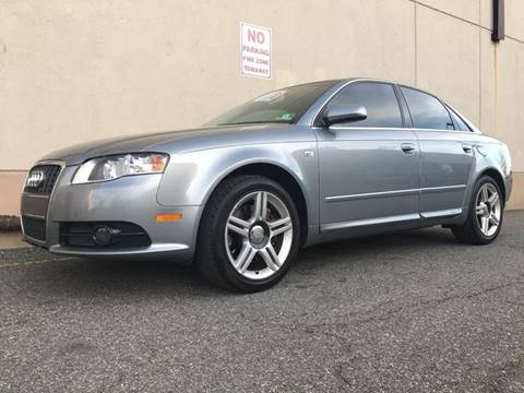 2008 Audi A4 for sale at International Auto Sales in Hasbrouck Heights NJ