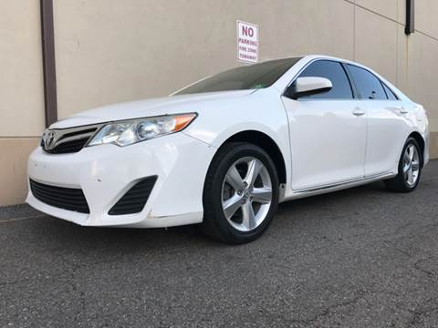 2012 Toyota Camry for sale at International Auto Sales in Hasbrouck Heights NJ