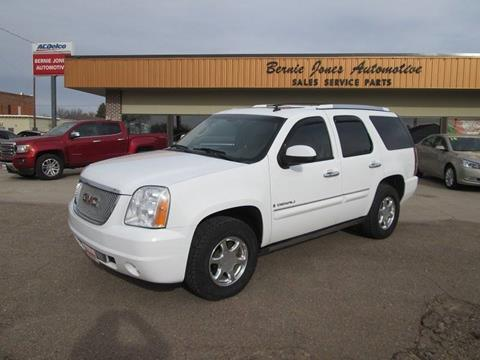 2008 GMC Yukon for sale at Bernie Jones Auto - Cars and Trucks in Cambridge NE
