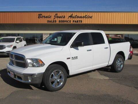 2016 RAM Ram Pickup 1500 for sale at Bernie Jones Auto in Cambridge NE