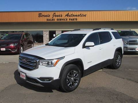2019 GMC Acadia for sale at Bernie Jones Auto in Cambridge NE