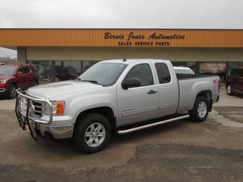 2012 GMC Sierra 1500 for sale at Bernie Jones Auto in Cambridge NE