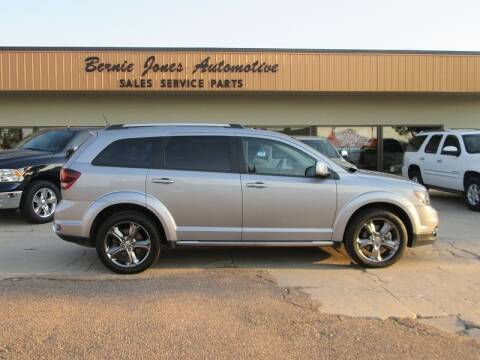2017 Dodge Journey for sale at Bernie Jones Auto - Cars and Trucks in Cambridge NE