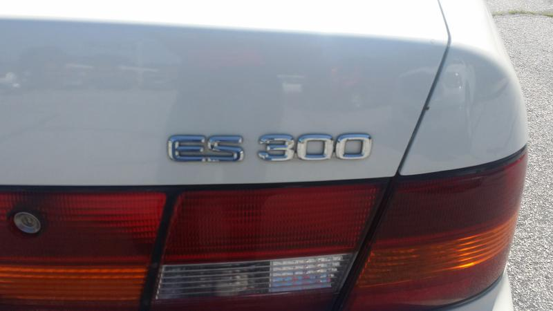 1999 Lexus ES 300 4dr Sedan - Stone Mountain GA