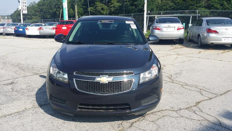 2014 Chevrolet Cruze 1LT Auto 4dr Sedan w/1SD - Stone Mountain GA
