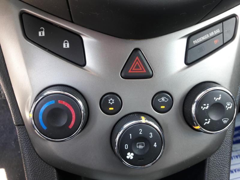 2012 Chevrolet Sonic LS 4dr Sedan w/2LS - Stone Mountain GA
