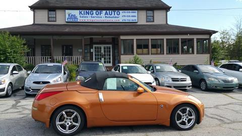 2006 Nissan 350Z for sale in Stone Mountain, GA