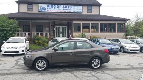 2012 Kia Forte for sale in Stone Mountain, GA