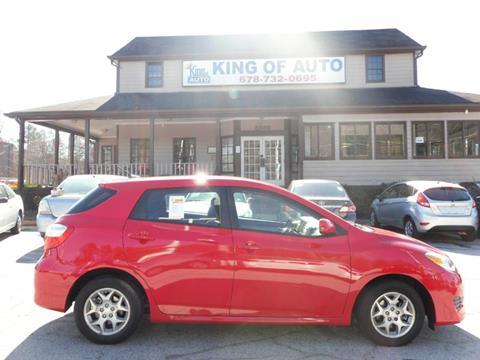 2011 Toyota Matrix for sale in Stone Mountain, GA