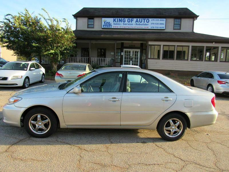 2004 Toyota Camry LE 4dr Sedan   Stone Mountain GA