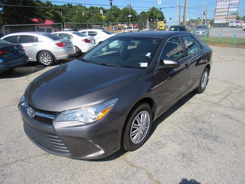 2016 Toyota Camry for sale in Stone Mountain, GA