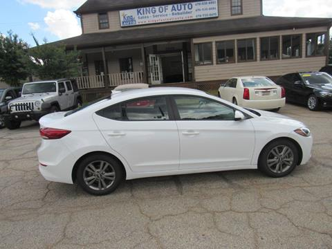 2018 Hyundai Elantra for sale in Stone Mountain, GA